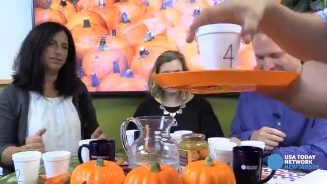 Our Taste Test Tuesday team tries four pumpkin coffees blind and ranks them best to worst.