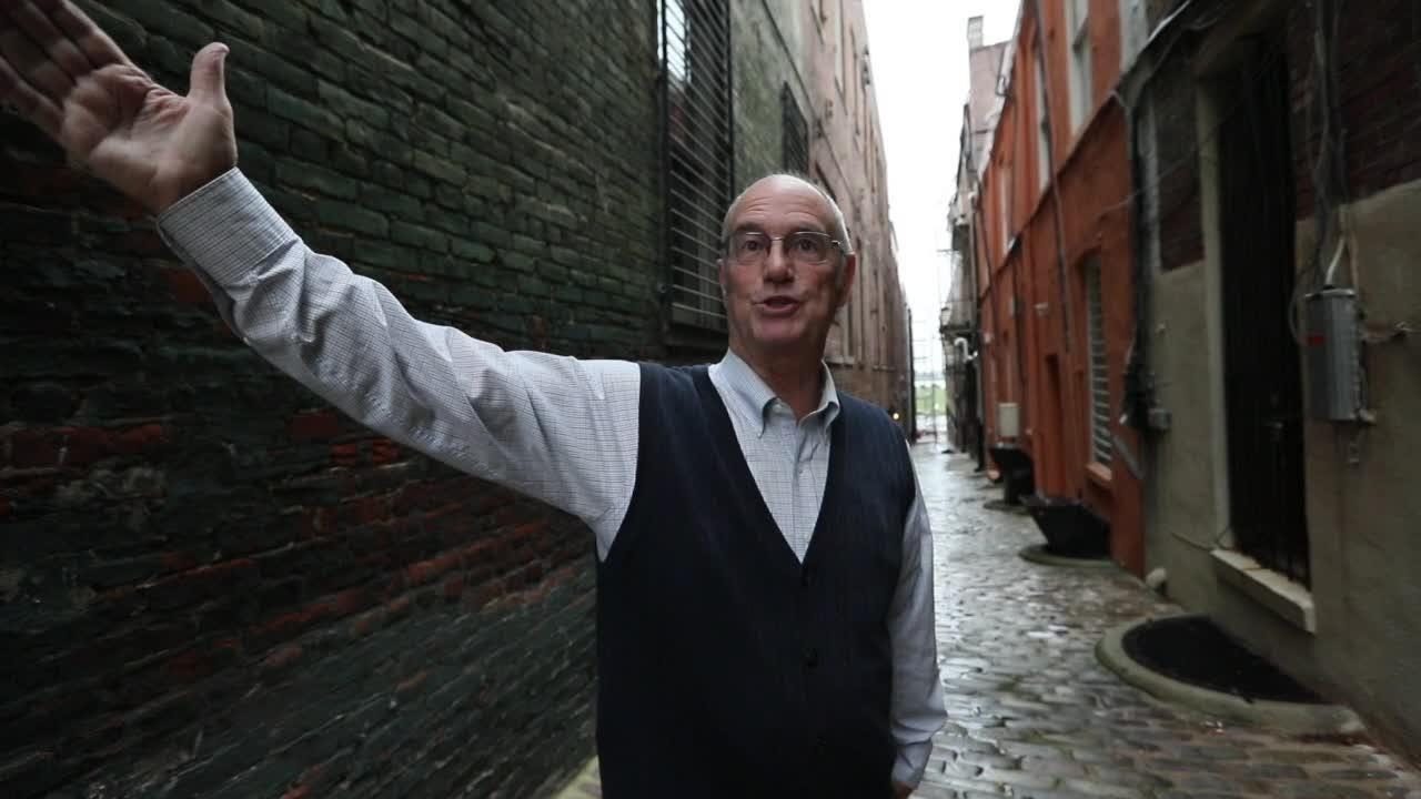 Jimmy Ogle on Memphis' historic alleys