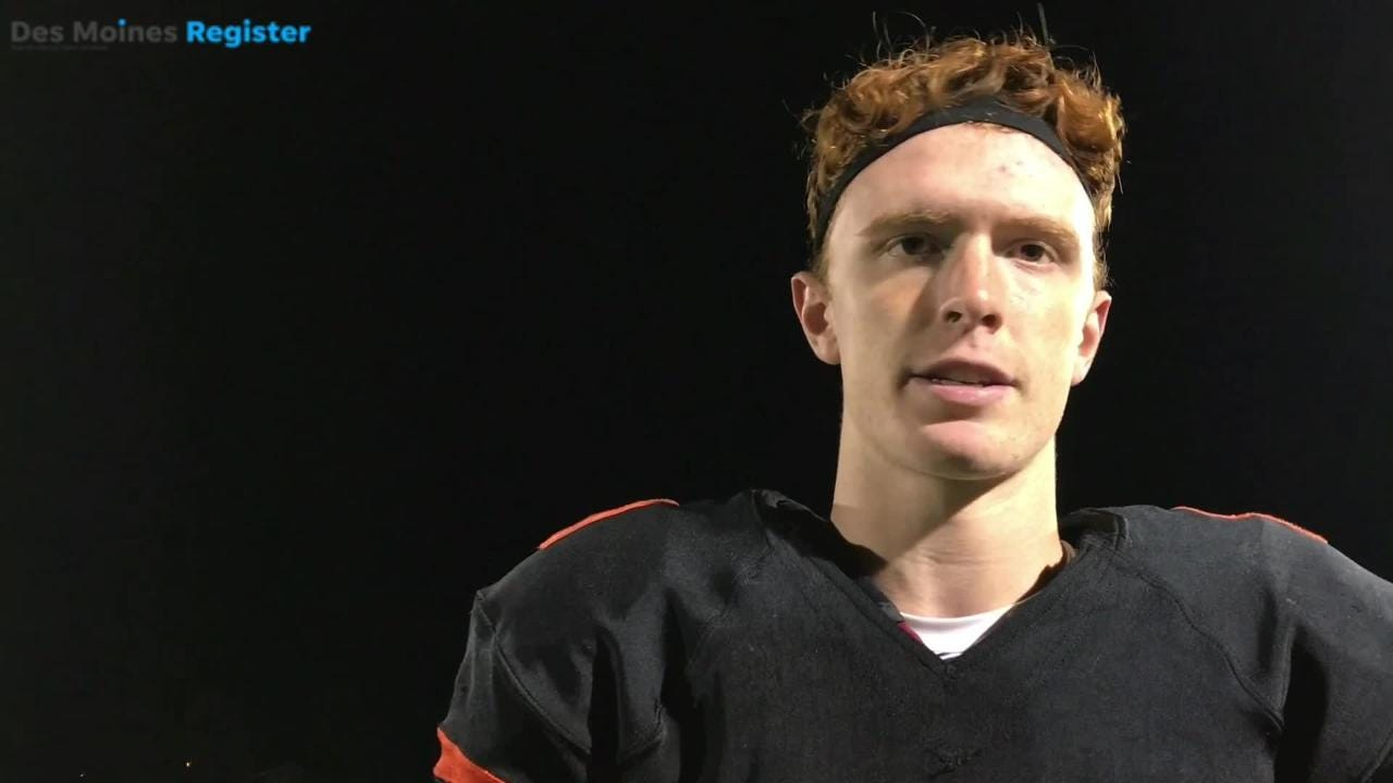 AJ Coons breaks down Solon's big win over Washington