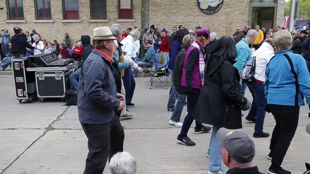 Octoberfest 2018 takes place in downtown Appleton, Wis., Saturday, September 29, 2018.