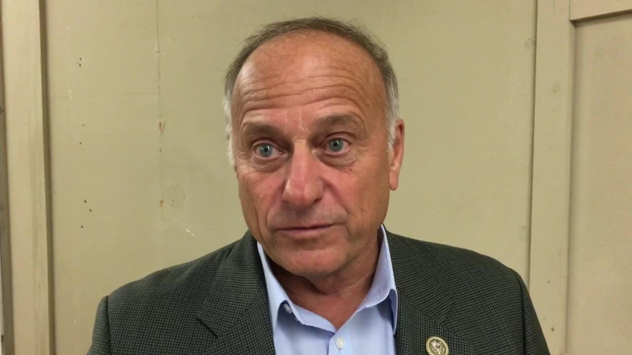 Rep. Steve King says he represents views of most 4th District voters