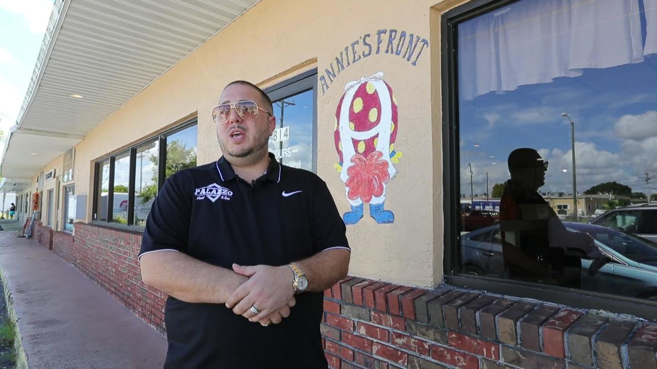 """Cousins Steven """"Bubba"""" DeMuro and Ron DeMuro, bought the iconic Cape Coral restaurant Sept. 12. They plan on maintaining the menu with subtle changes."""