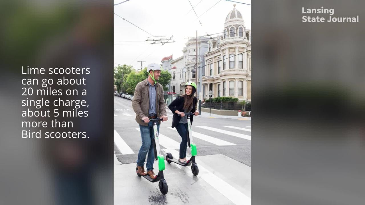 A California-based company has unveiled a new form of motorized transportation that's similar to rival Bird Rides Inc. Here's what you need to know.