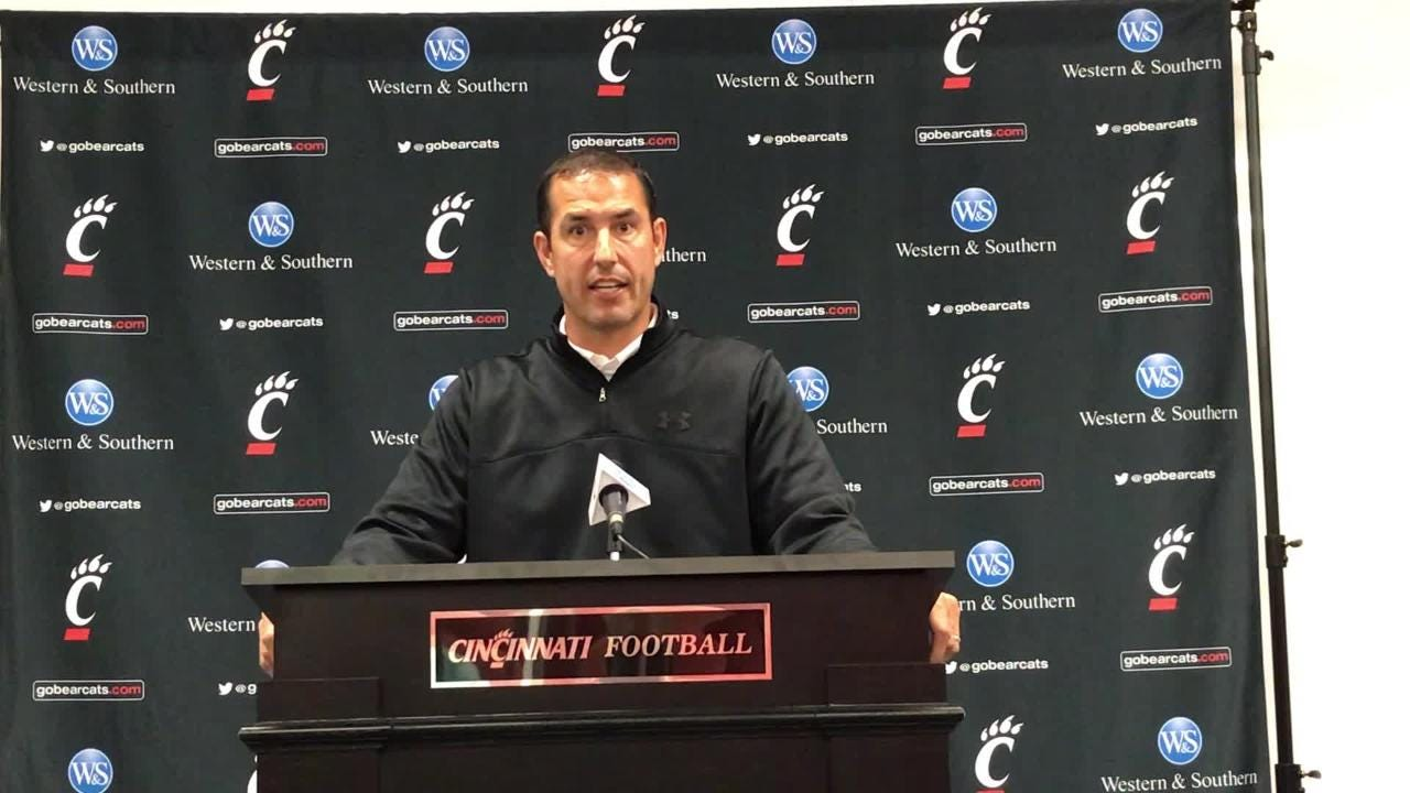 4beef1ddb Where the University of Cincinnati Bearcats stand in American Athletic  Conference rankings