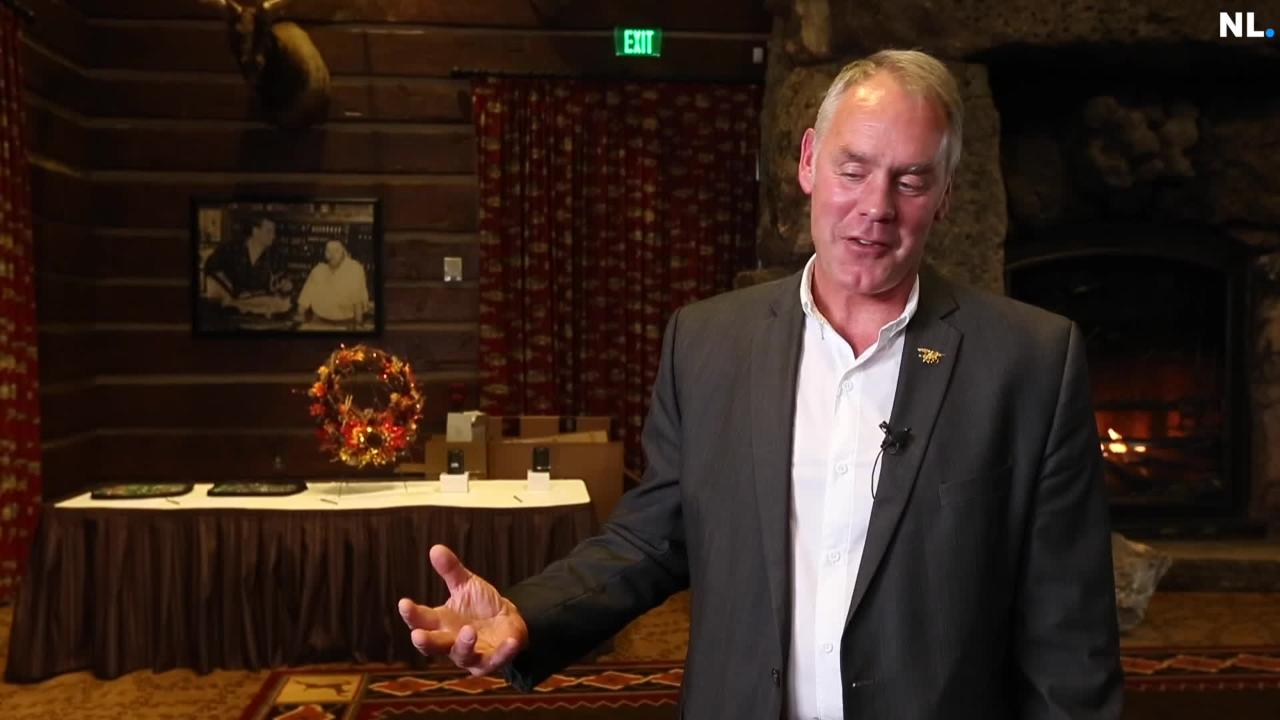 Sec. Zinke talks about Wonders of Wildlife and Bass Pro Shops