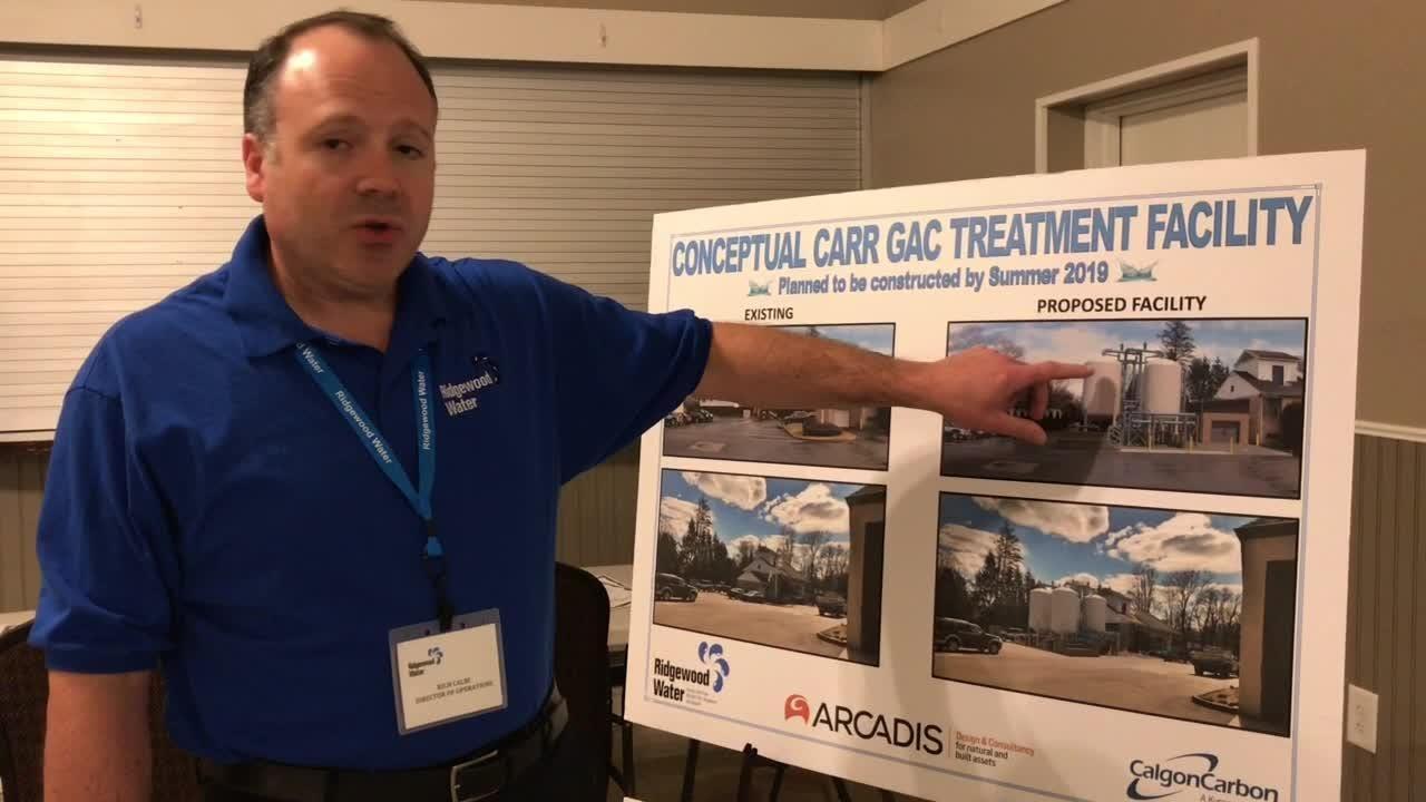 Ridgewood Water director explains PFAS