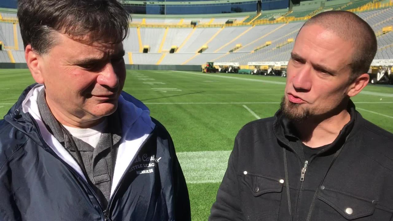 Packers beat writers Tom Silverstein and Jim Owczarski discuss injuries at wide receiver and in the secondary.