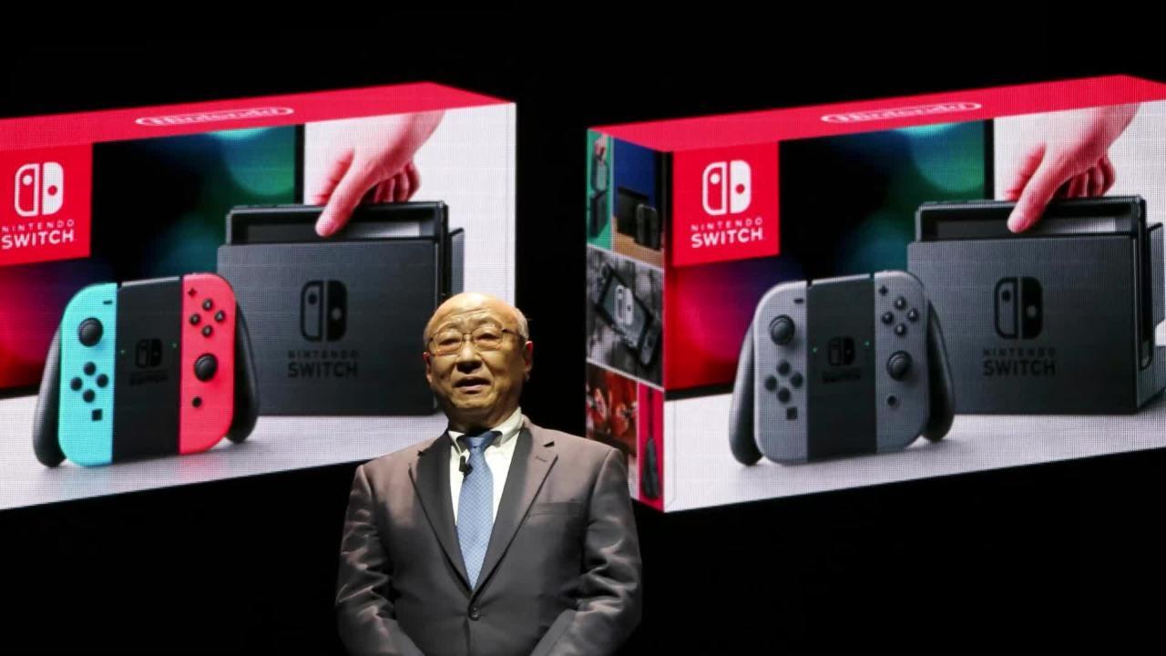 La compañía de videojuegos Nintendo está planeando lanzar un nuevo switch en 2019