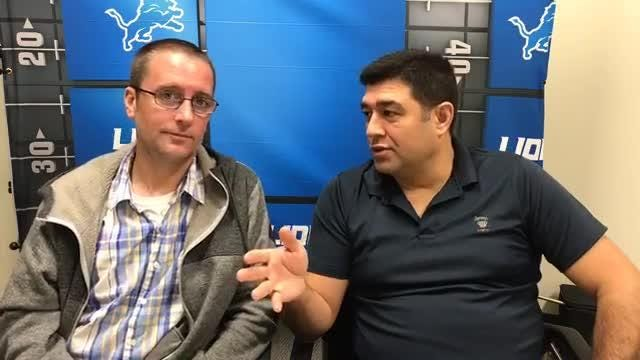 Dave Birkett and Carlos Monarrez preview the Detroit Lions' home game against the Green Bay Packers on Sunday at Ford Field.
