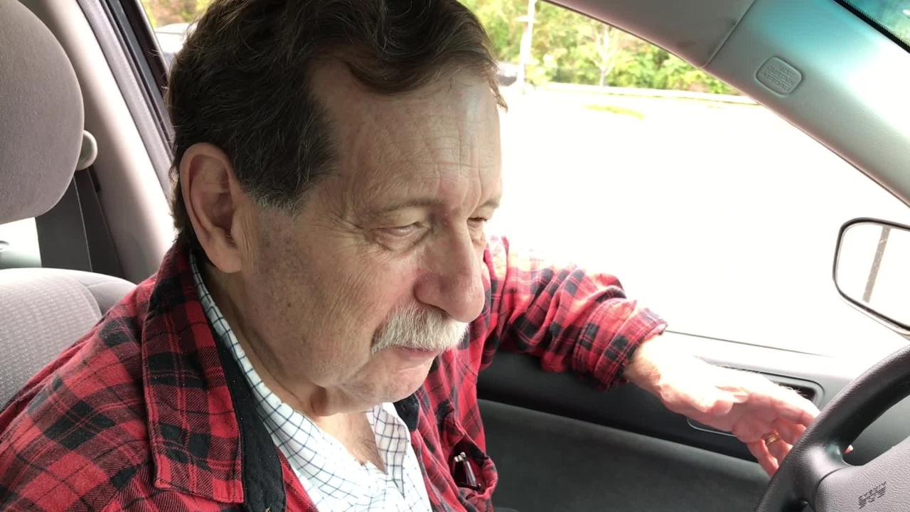 Video: Wading through NJ traffic one Road Warrior at a time