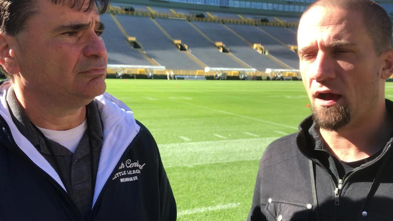 Packers beat reporters Tom Silverstein and Jim Owczarski preview the game against the Lions.