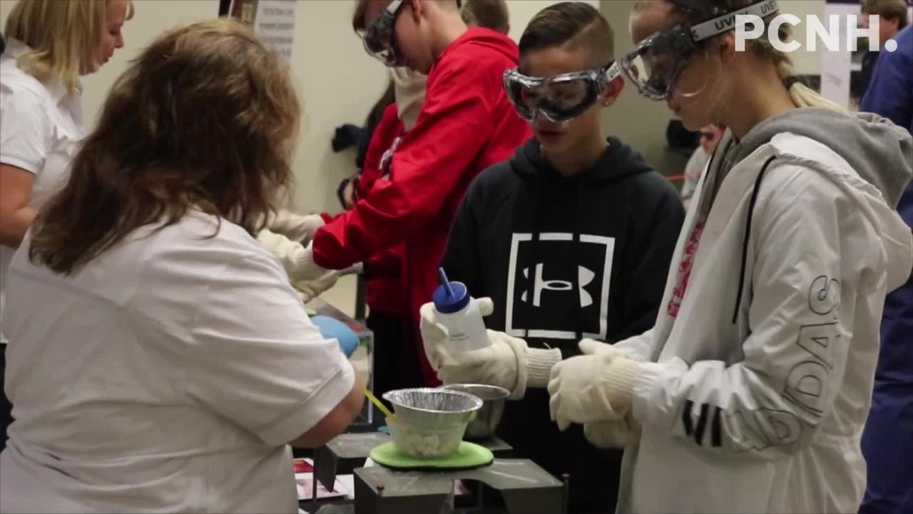 Every freshman high school student in Ottawa County got some hands-on experience with potential future employers from their own backyards on Friday.