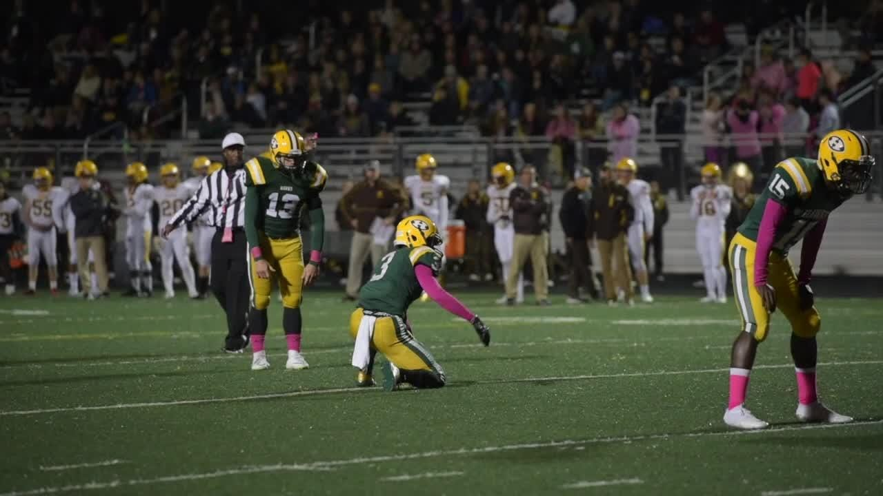 A win meant that Harrison makes the playoffs, but it was not to be.