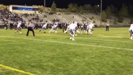 Spanish Springs beat McQueen, 28-14, on Friday night.