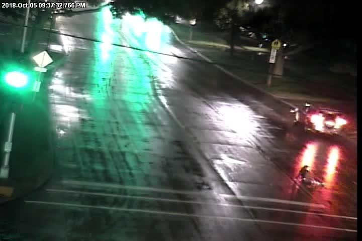 The Appleton Police Department released a video of a hit-and-run crash that happened Friday night in an effort to identify the driver or witnesses.