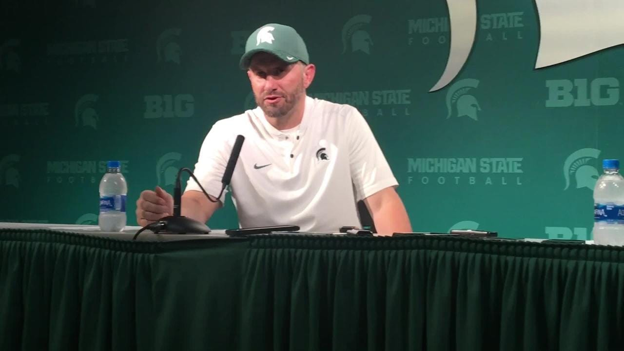 The injury-laden Michigan State football team had problems on offense and defense in a 29-19 loss to Northwestern.