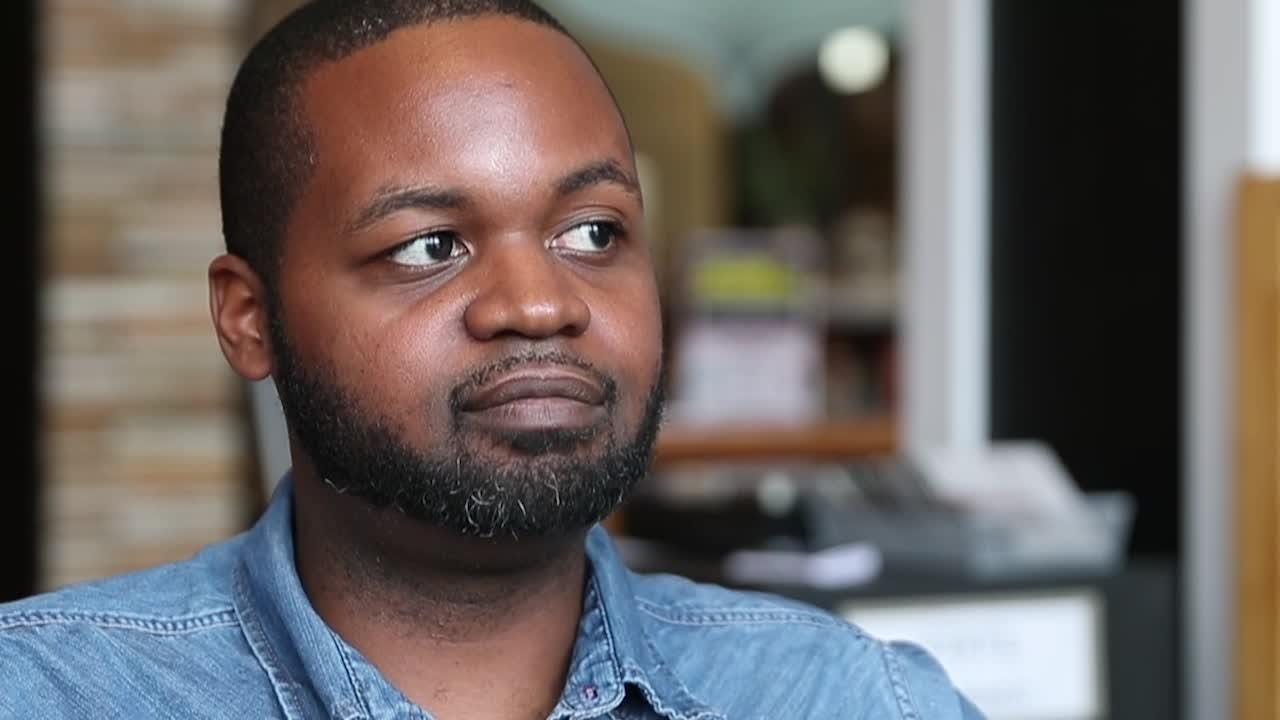 Author Ezekiel Walker talks about his book of poems and prose that recall his unexpected 70-day encounter with homelessness.