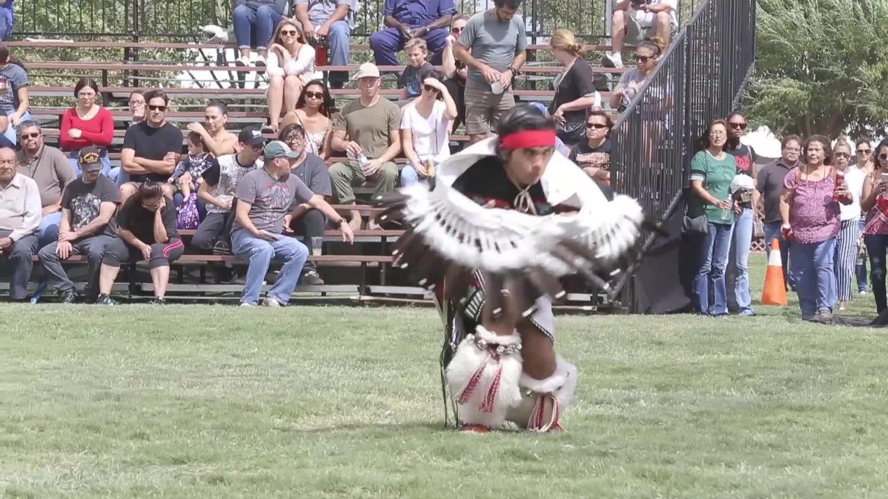 The Ysleta Del Sur Pueblo Hosts the 9th Annual Rocking the Rez Pow Wow