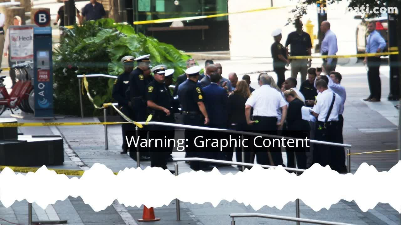 Graphic content: 911 audio from the scene of the Fifth Third Shooting