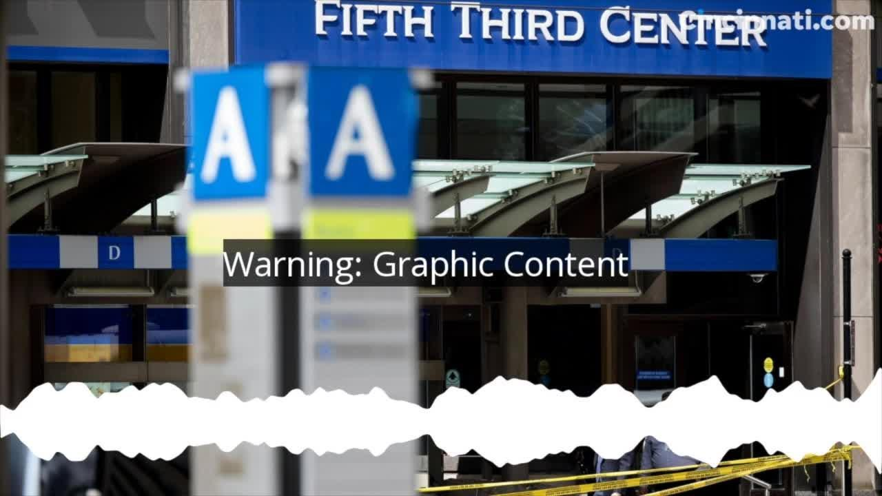 911 audio from the scene of the Fifth Third shooting