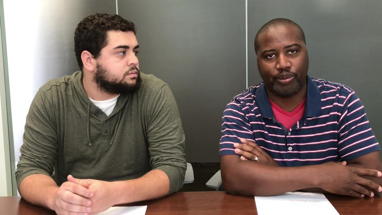 High school sports reporters Brian Calloway and Nathaniel Bott tell you who's in, who's lurking and who's out for the football playoffs.
