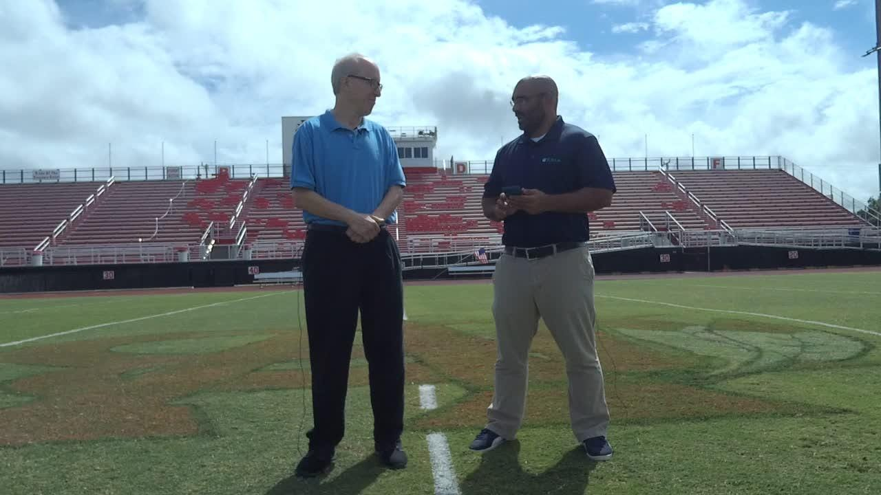 Sports reporters Jon Santucci and Dennis Jacob break down Week 8 matchups from the Citrus Bowl