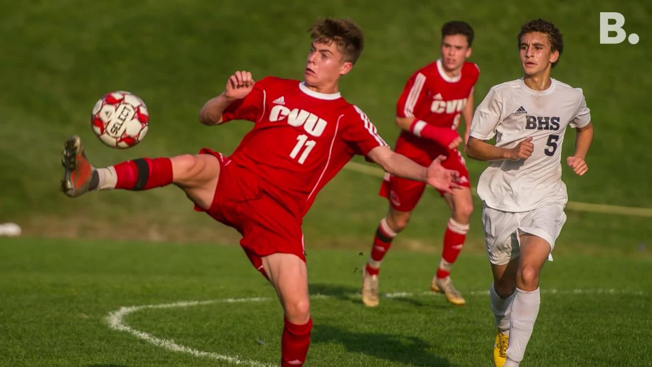 CVU came ready to defend their shut-out streak at home, beating Burlington 2-0 on Tuesday, Oct. 9, 2018.