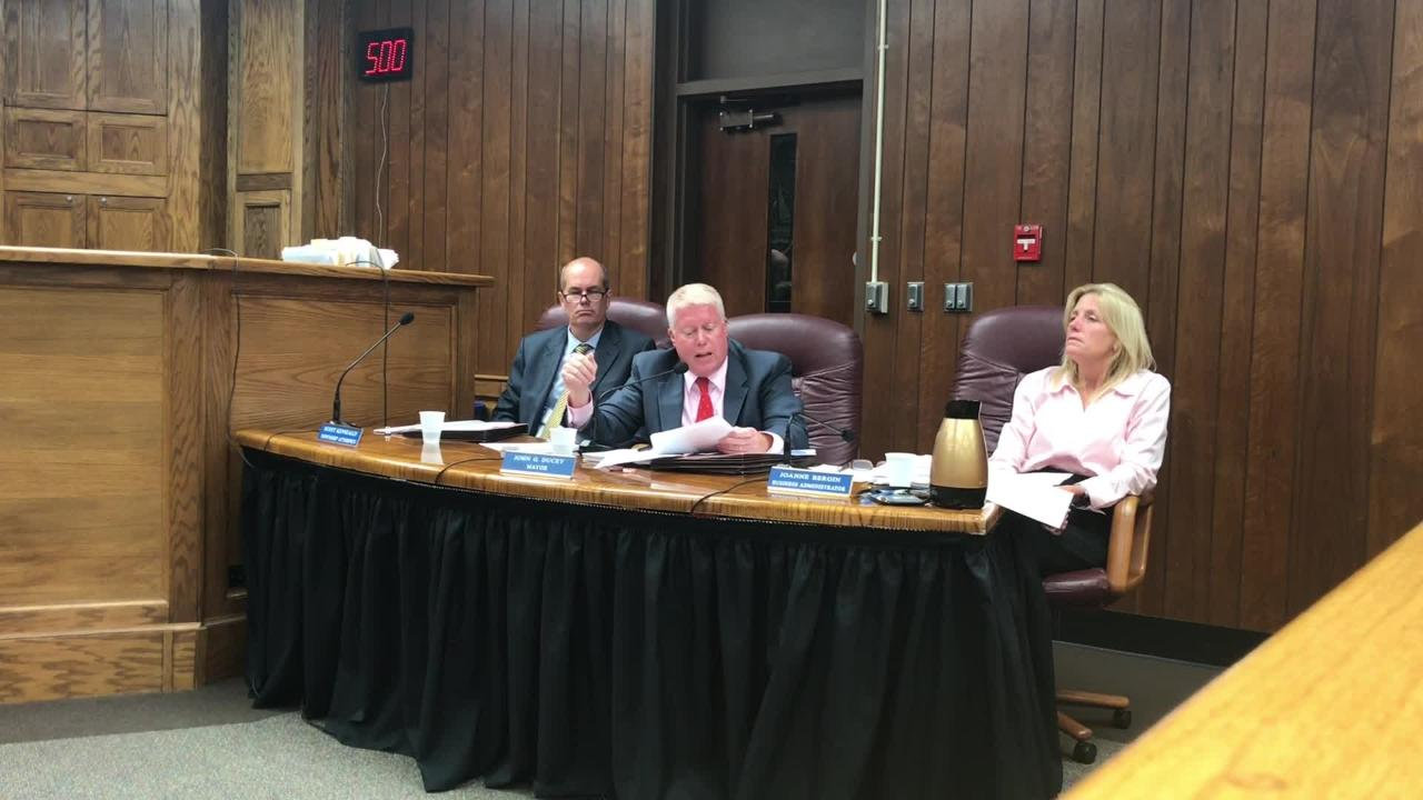 Mayor John G. Ducey discusses why Brick Township Public Schools are planning to sue New Jersey.