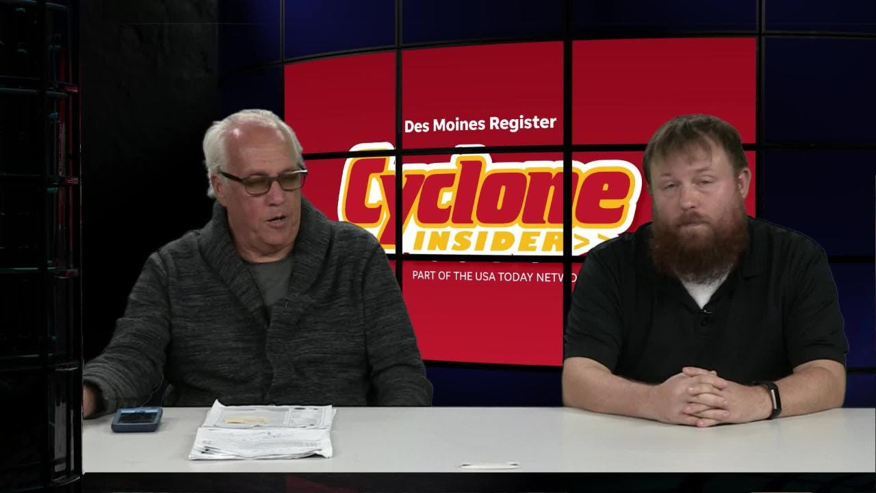 Tommy and Randy break down the Cyclones performance last week and take a look ahead to their upcoming game against West Virginia.