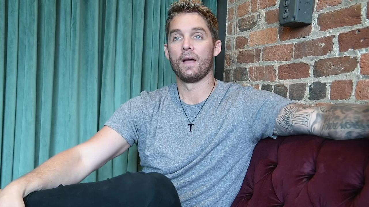 Brett Young CMA New Artist of the Year Nominee is flattered to be selected by his peers.