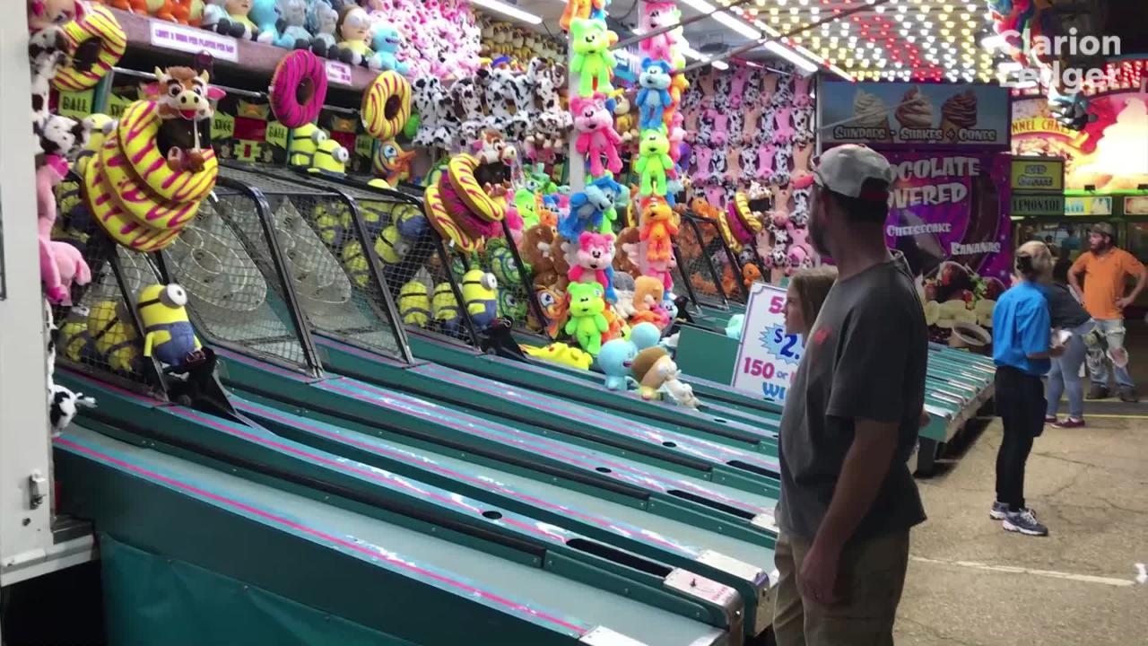 A look at the some of the sights and sounds from the 159th Mississippi State Fair.