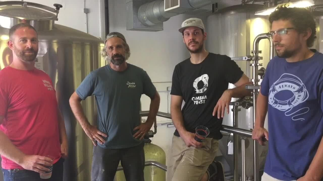 Double Nickel, Tonewood, Urban Village, Cape May breweries collaborate on beer to raise funds for Philabundance, Cathedral Kitchen,    Sacred Heart.