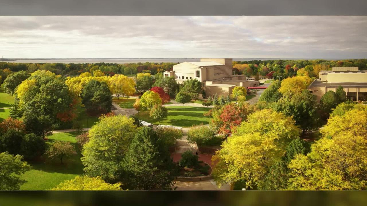 Top places to see fall colors in the Green Bay area
