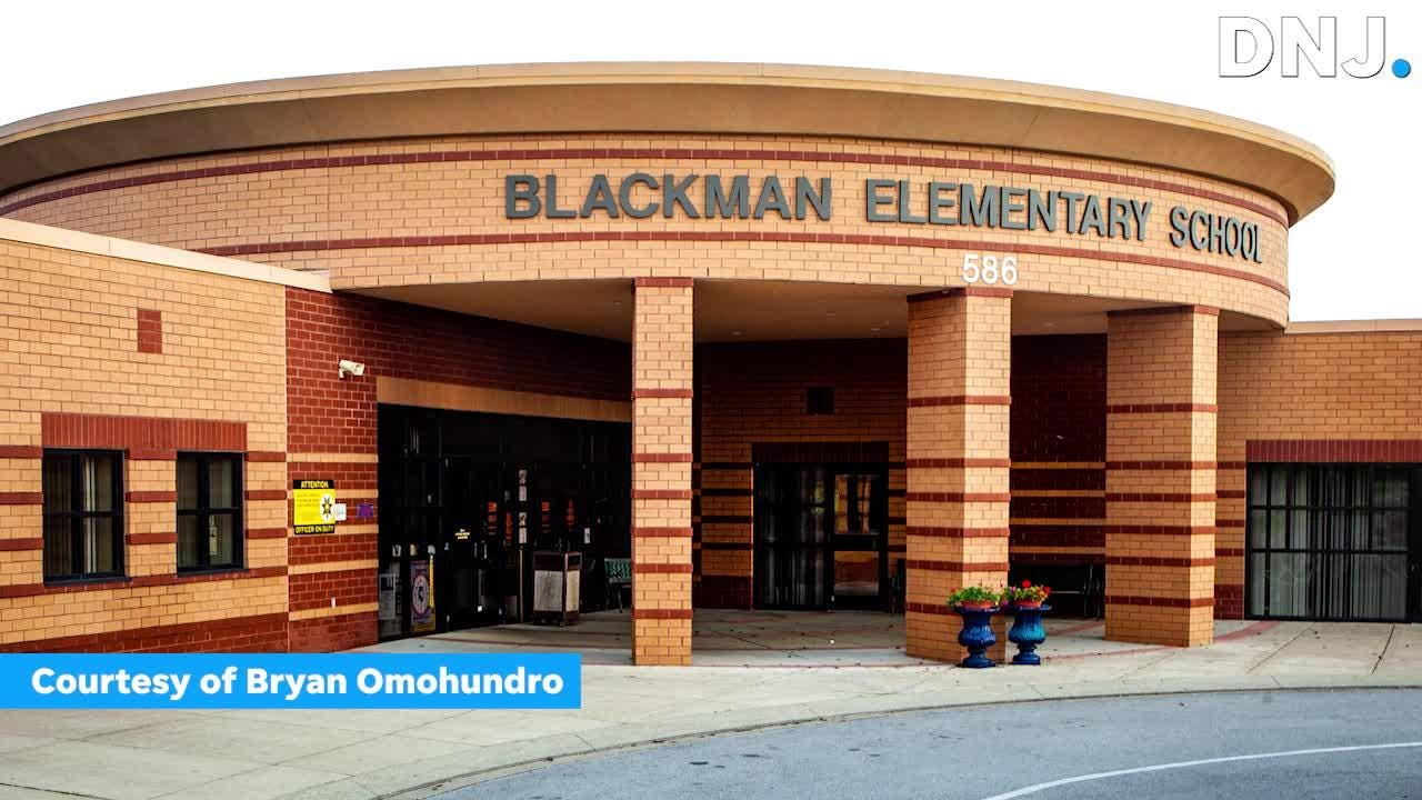 Listen to audio of a phone conversation between Blackman Elem. principal Cynthia Ford and parent Bryan Omohundro about Wednesday's dismissal procedure.