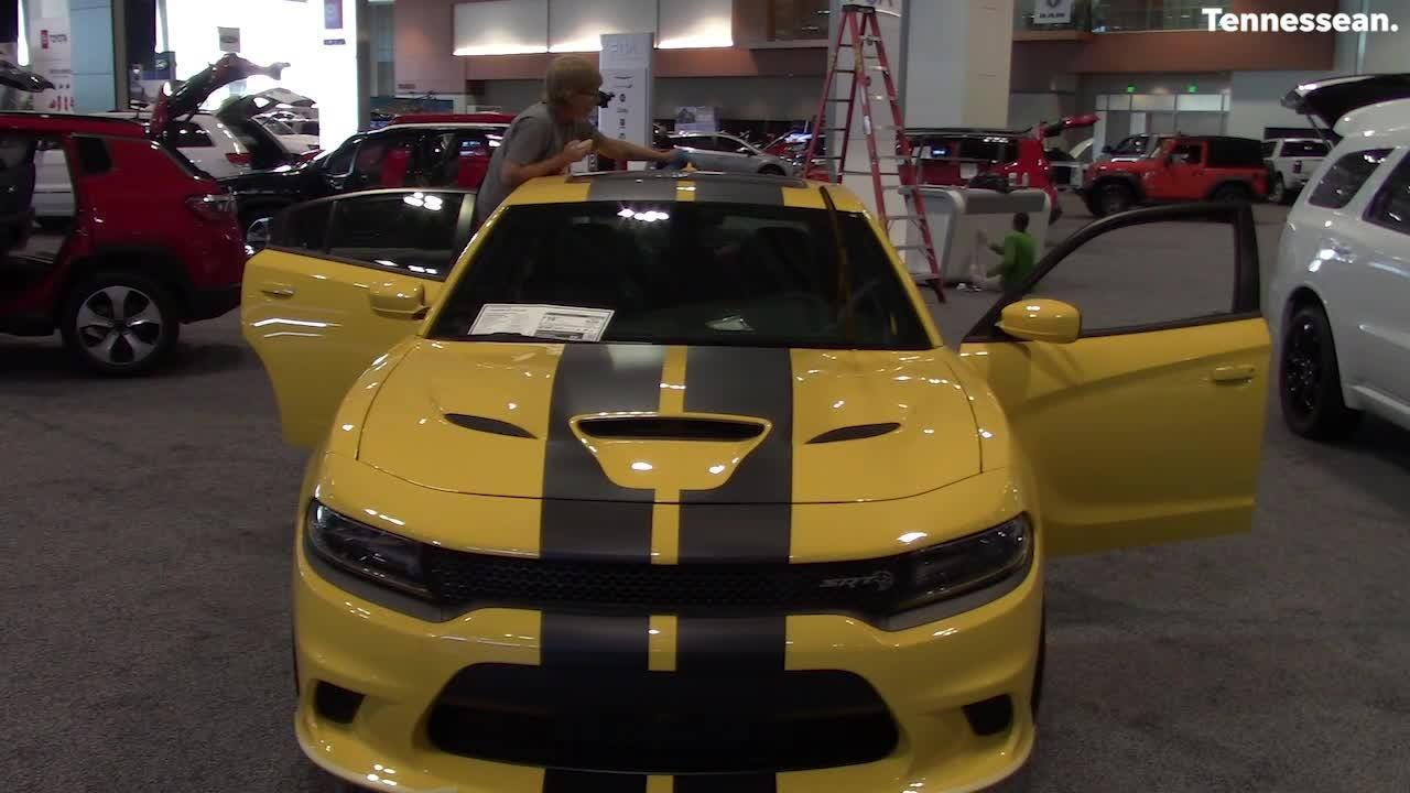 Scenes from the 2019 Nashville International Auto Show