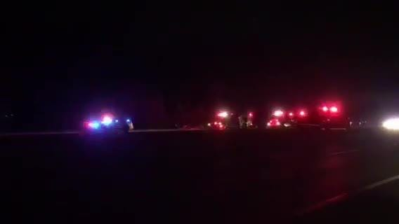 The Florida Highway Patrol is investigating after a crash on Palm Beach Road in Alva left one dead.