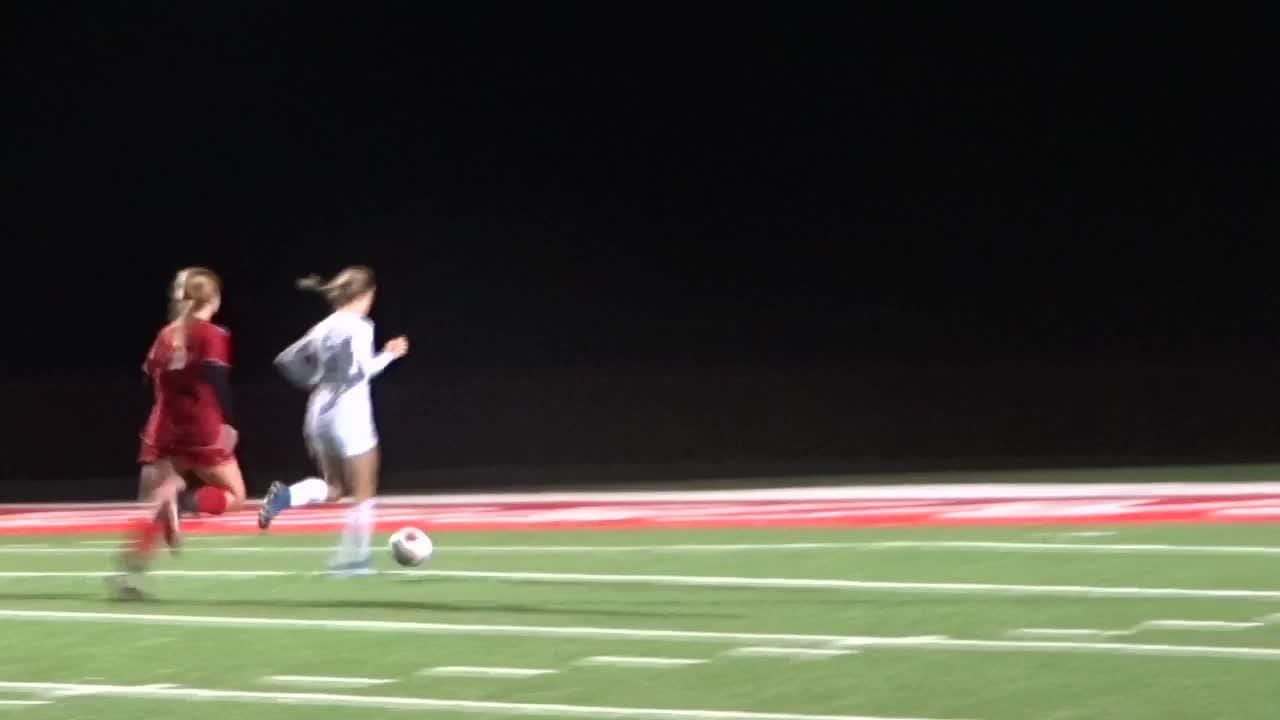 Granville girls soccer finally breaks through against Johnstown