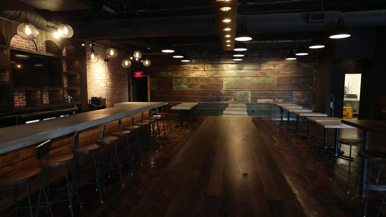 The burger and bourbon restaurant's new location is scheduled to open at 901 Gleaves St. in the Gulch area of Nashville later this month.