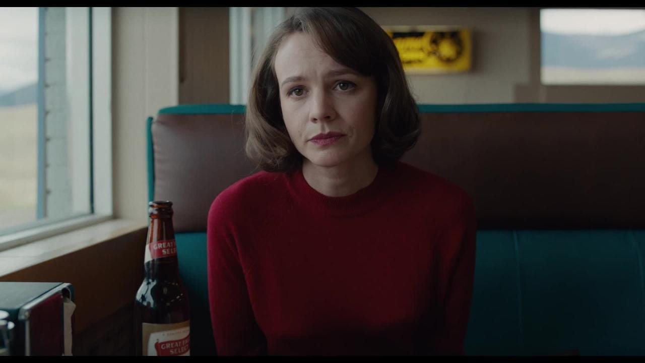 """Jake Gyllenhaal and Carey Mulligan slowly fall out of love in Paul Dano's """"Wildlife."""""""