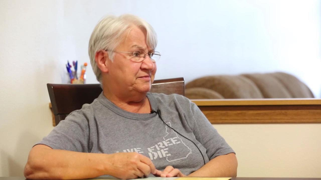 Fond du Lac woman talks about what it took to get her sober. Twice.