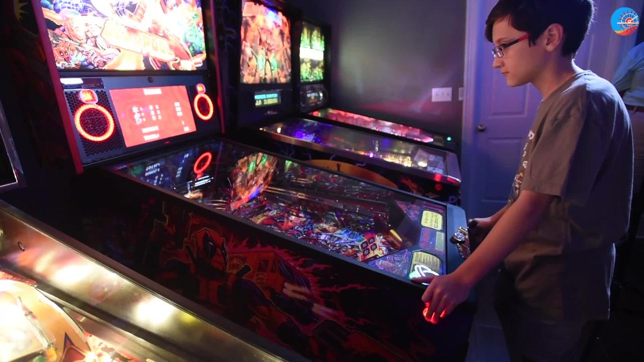 Pinball enthusiasts talk about why they love the game.