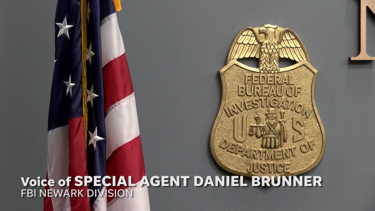 FBI Special Agent Daniel Brunner detailed the threat posed by MS-13 in New Jersey.