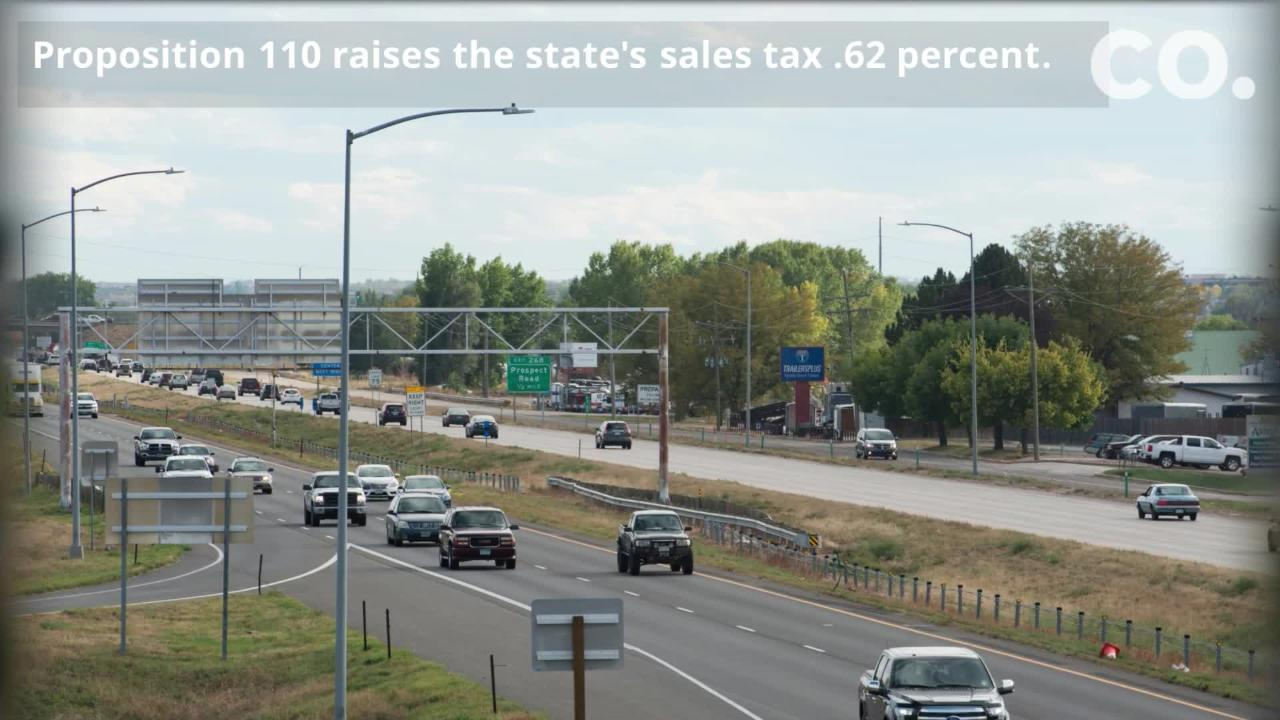 Dueling propositions take divergent paths to meet Colorado transportation needs