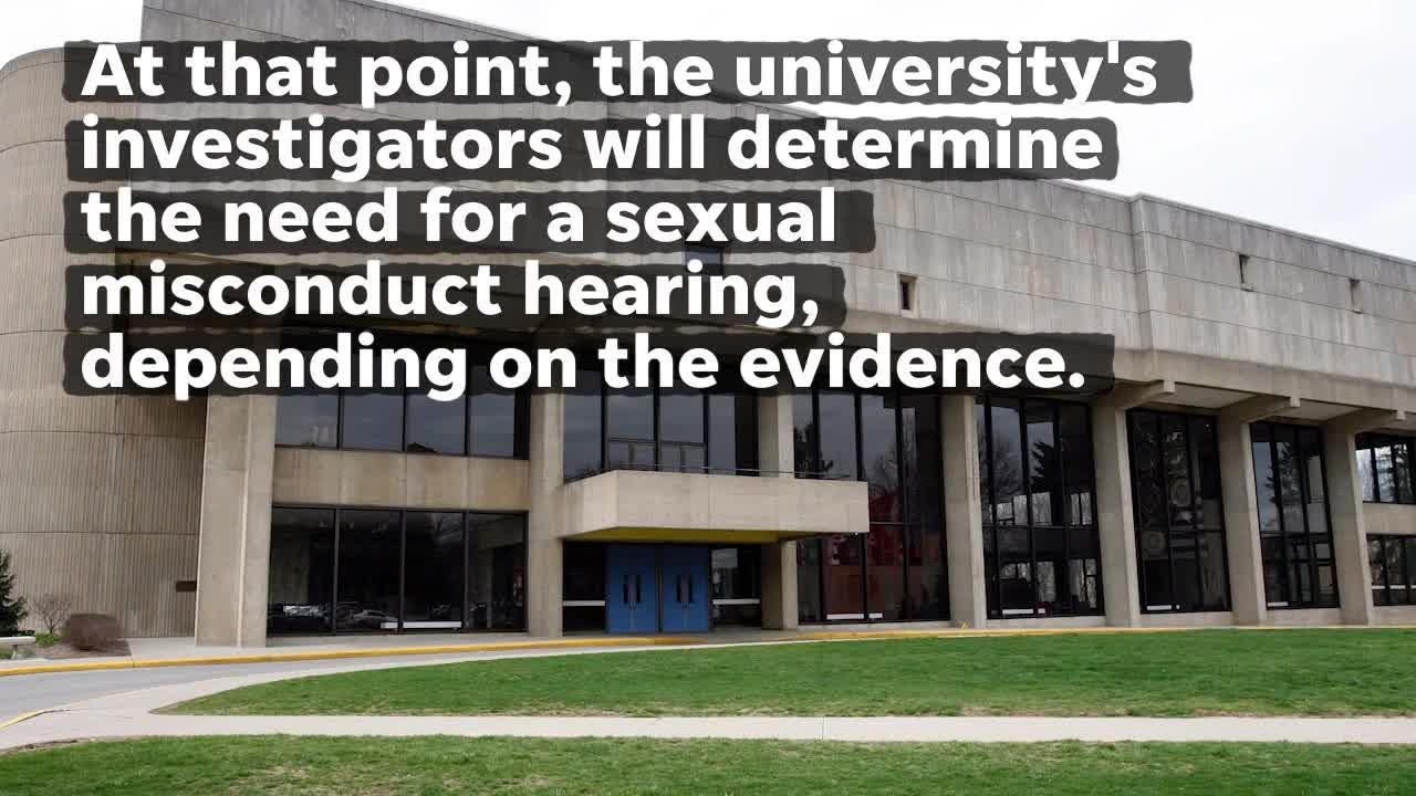 What's in Indiana University's sexual misconduct policy?