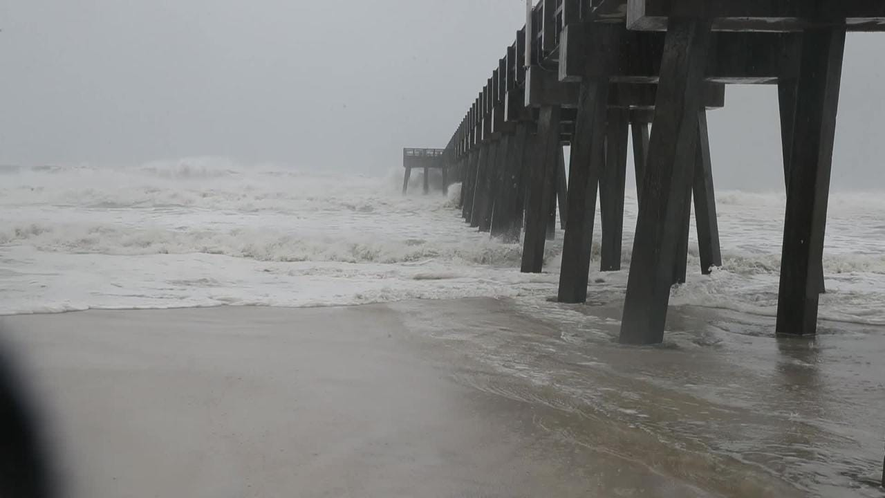 Gulf Coast resident recounts surviving Hurricane Michael