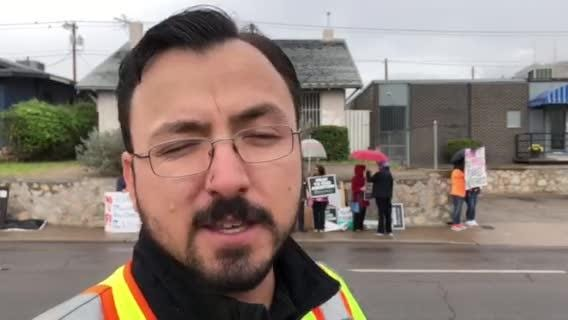 Group protests new El Paso Planned Parenthood