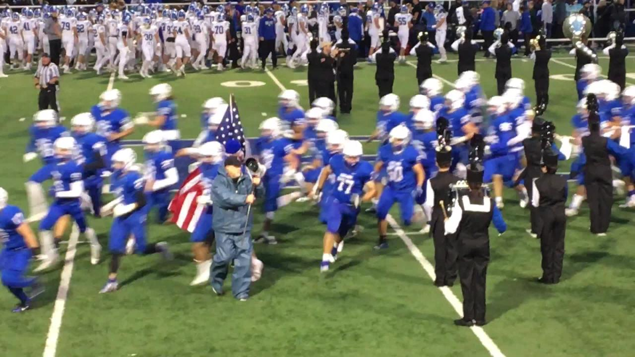 CovCath and Highlands take the field
