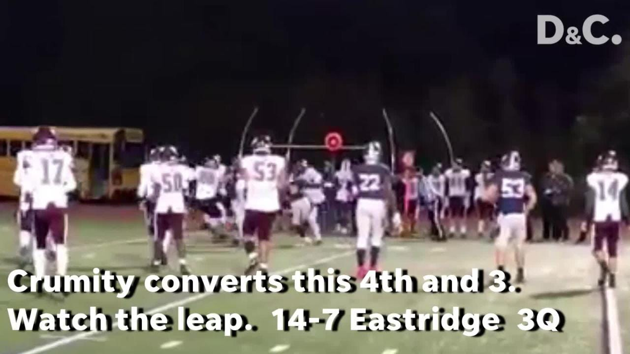 A big win for Eastridge.