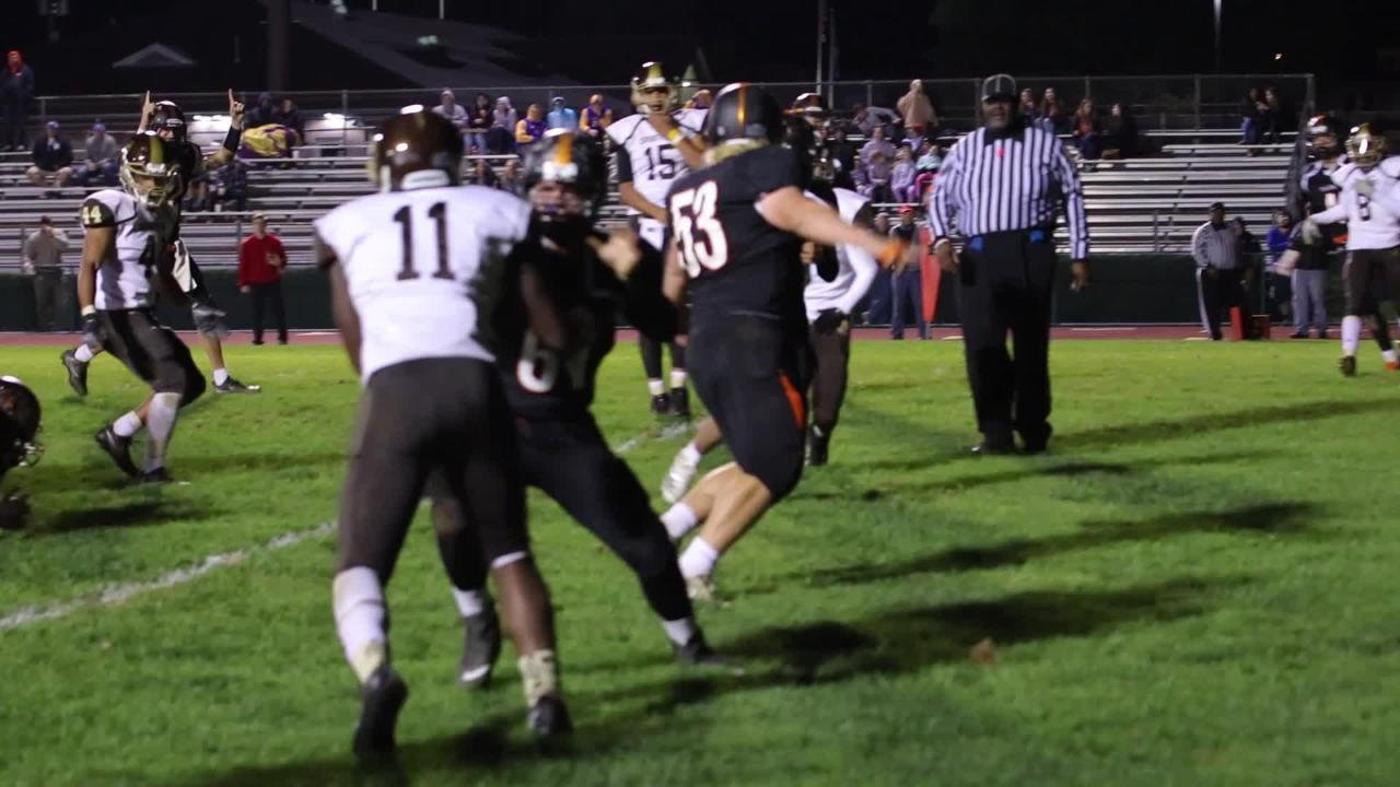 Palmyra-Milton Hershey highlights
