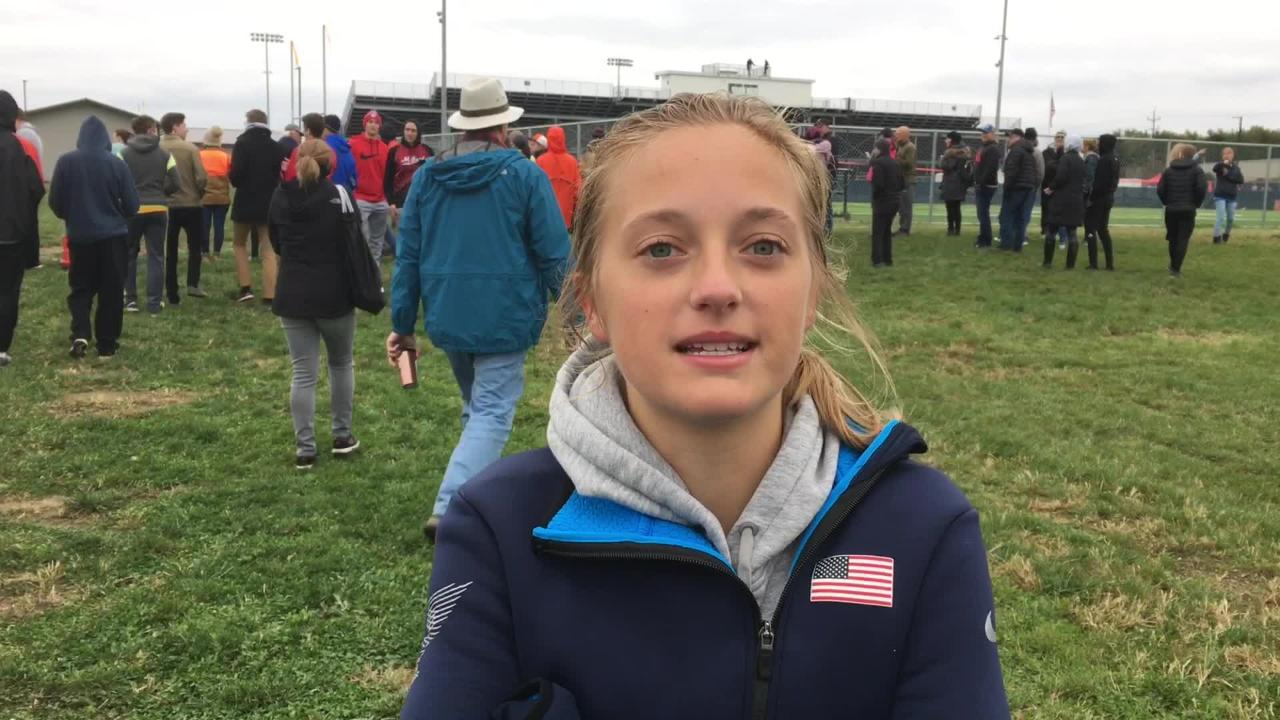 West Clermont's Westendorf conquers Down Syndrome through running as Scott Springer reports